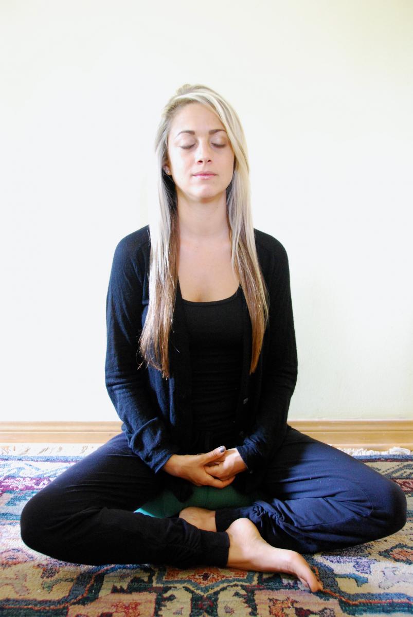 illustrations for natural meditation | dean sluyter